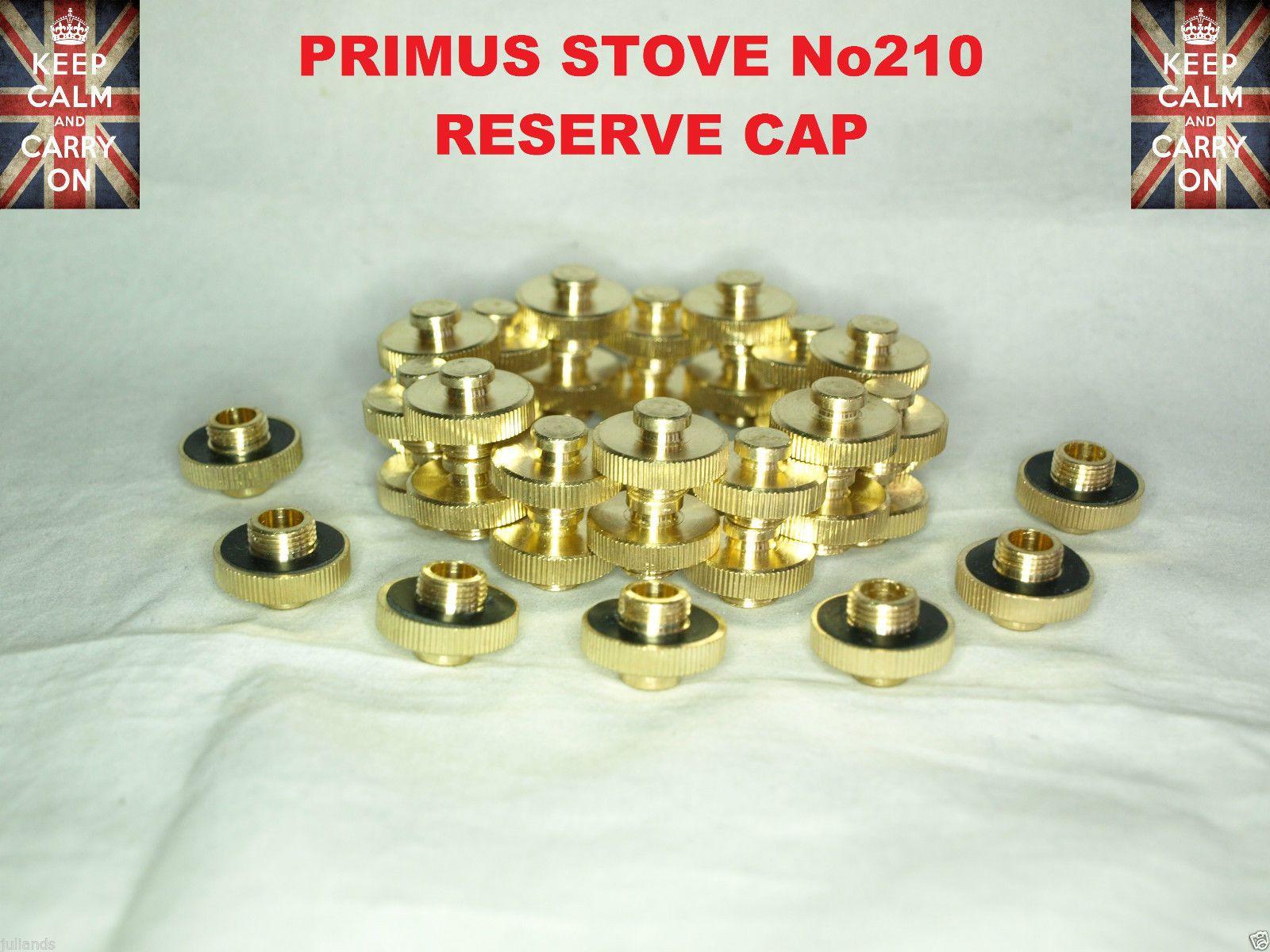 PRIMUS STOVE RESERVE CAP PARTS PARAFFIN STOVE KEROSENE STOVE SPARES