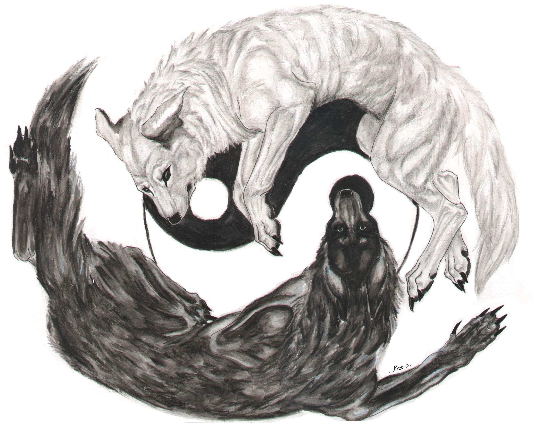 Which Wolf Will Win The One You Feed Tattoo Tattoos Wolf