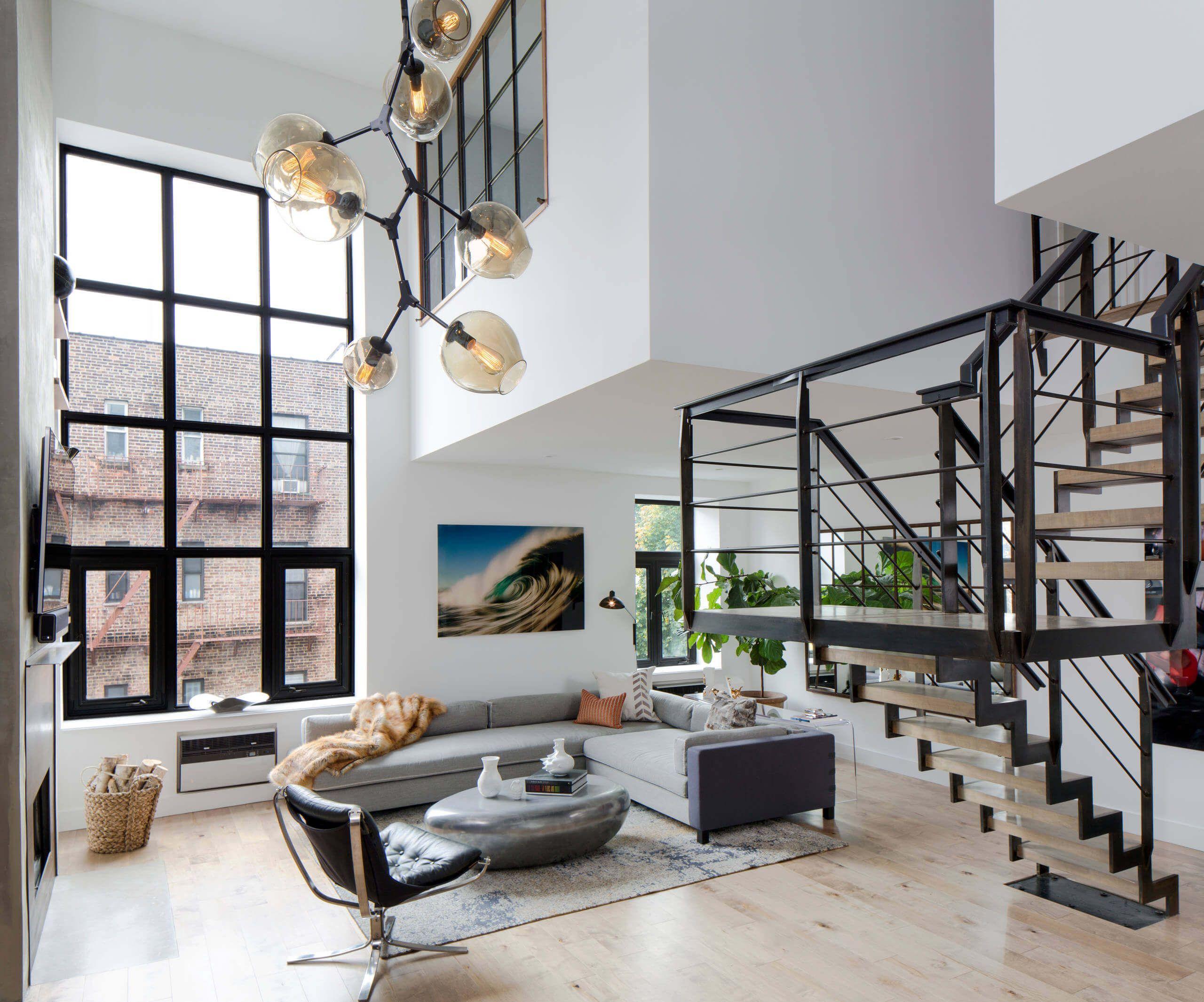 Soho duplex by d cor aid interiores pinterest for Arquitectura de interiores a distancia