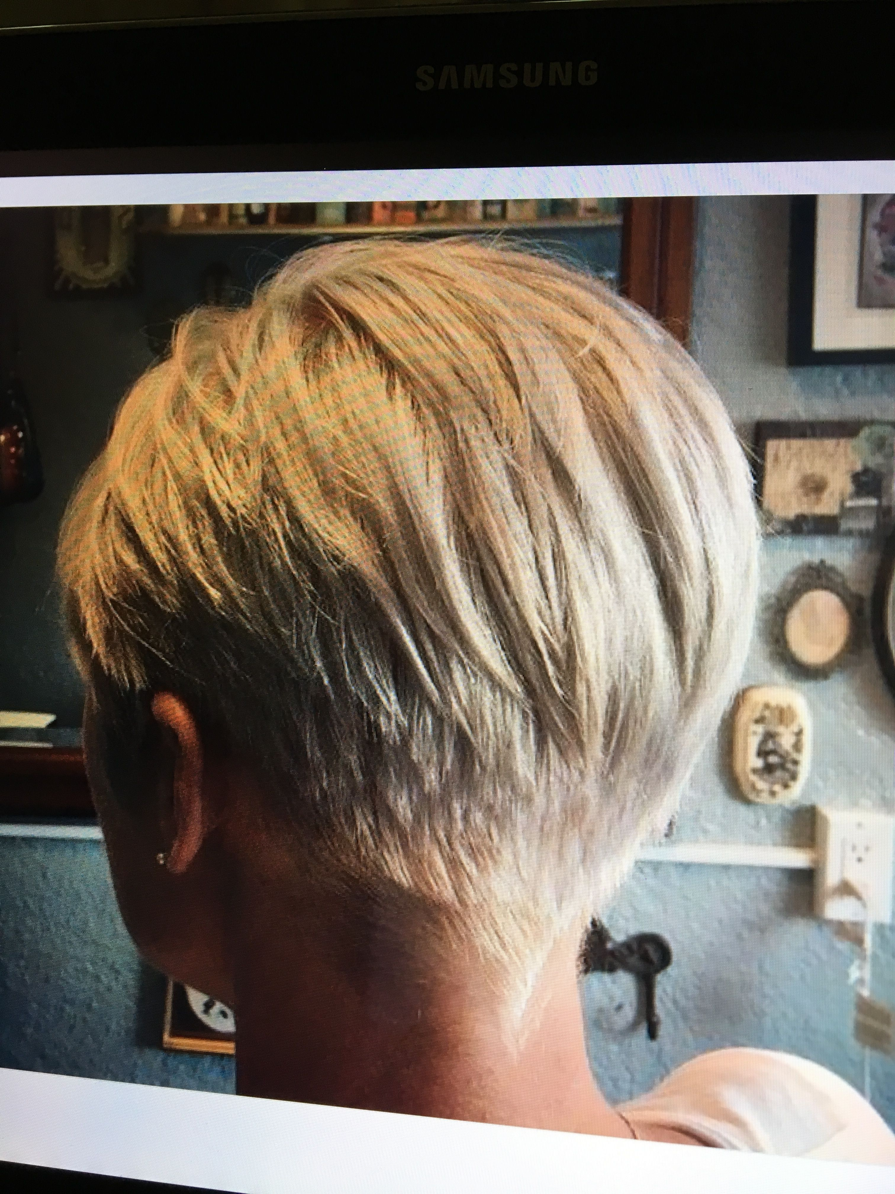 Neckline Haircut For Ladies : neckline, haircut, ladies, Short, Hairstyles