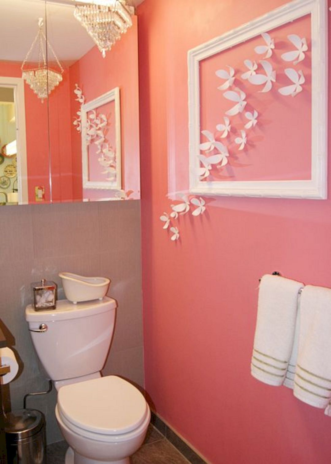 Teal And Coral Bathroom Decor 21 Coral Bathroom Decor Home