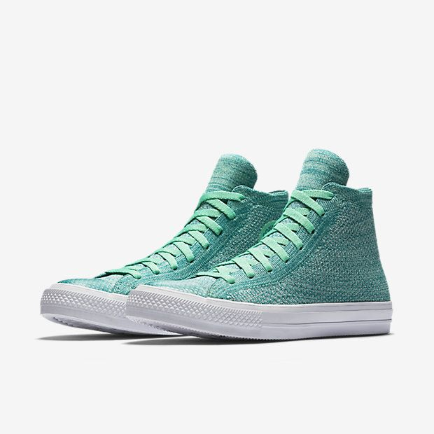 Converse Chuck Taylor All Star x Nike Flyknit High Top Unisex Shoe