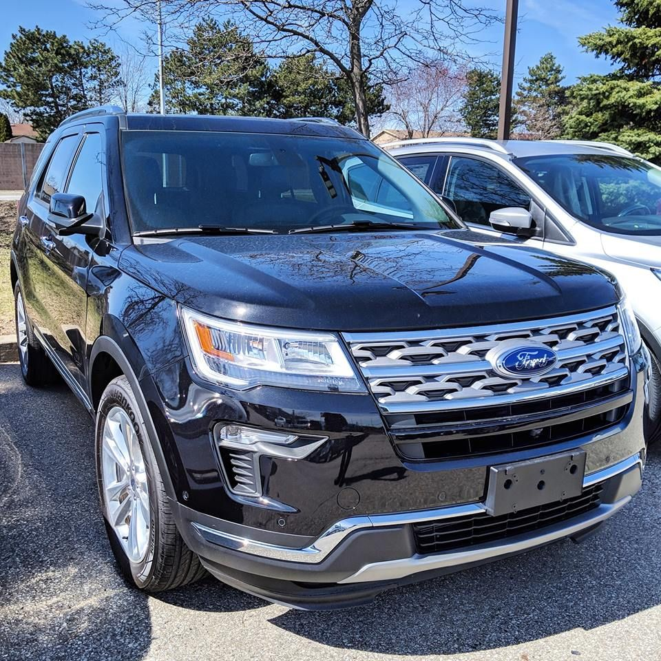 2019 Ford Explorer 2019 Ford Explorer Used Ford Explorer Ford