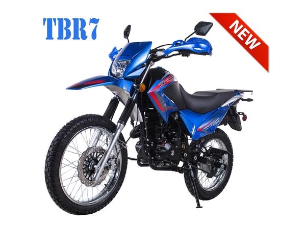 2020 TaoTao TBR7 250cc Dual Sport Motorcycle Street