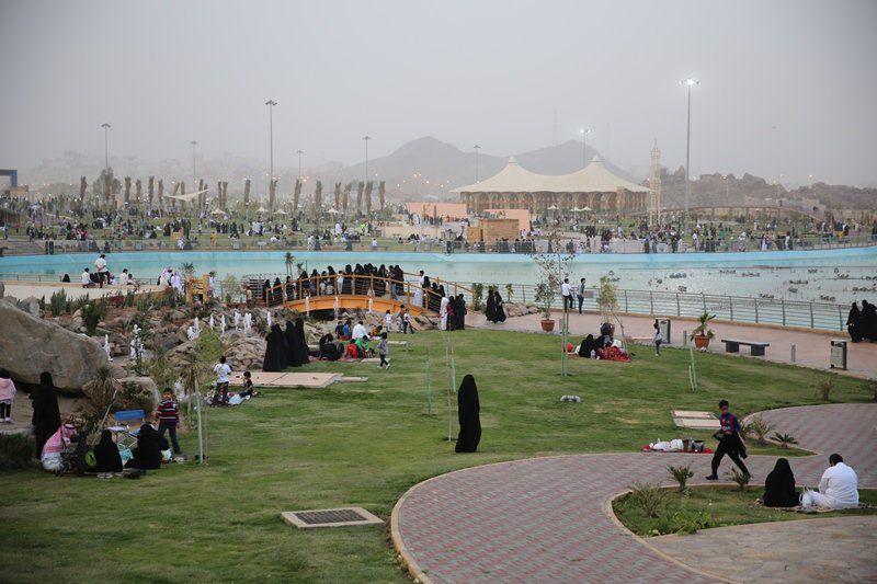 أمانة الطائف تستضيف حفل تكريم المنظمة العربية للسياحة Dolores Park Site Park