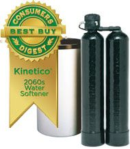 Rated Consumers Best Buy Kinetico Watersoftener Kinetico