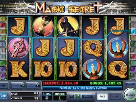 игровой автомат magic