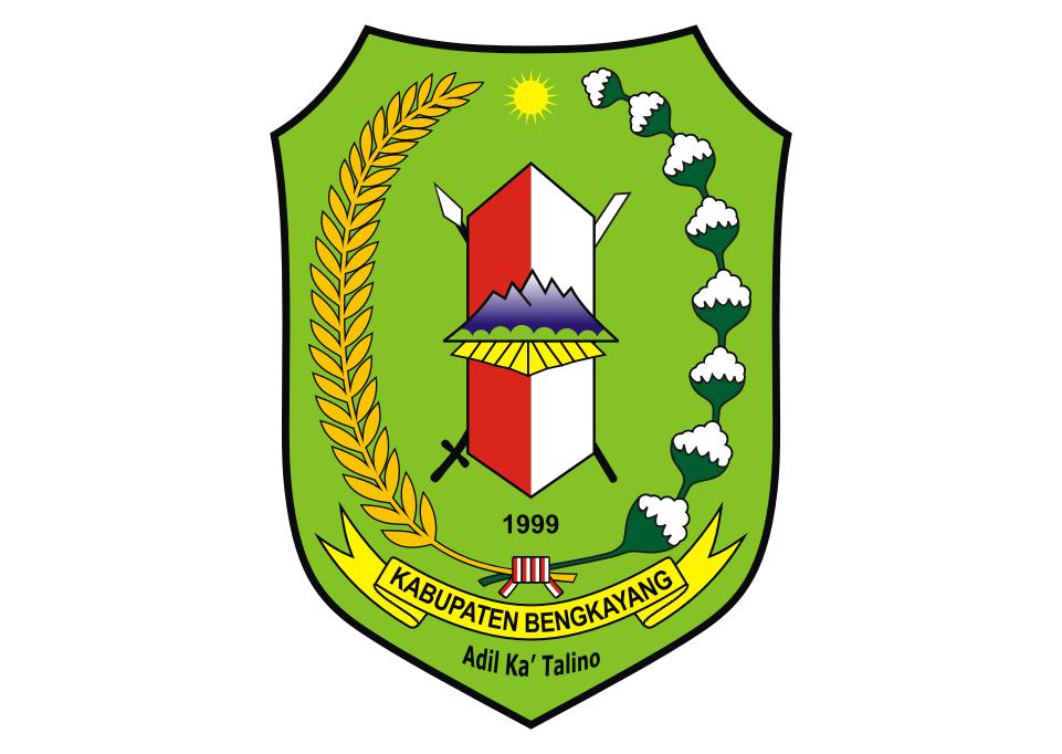 Logo Kabupaten Bengkayang Vector Free Logo Vector Download Logos Vector Logo Free Logo