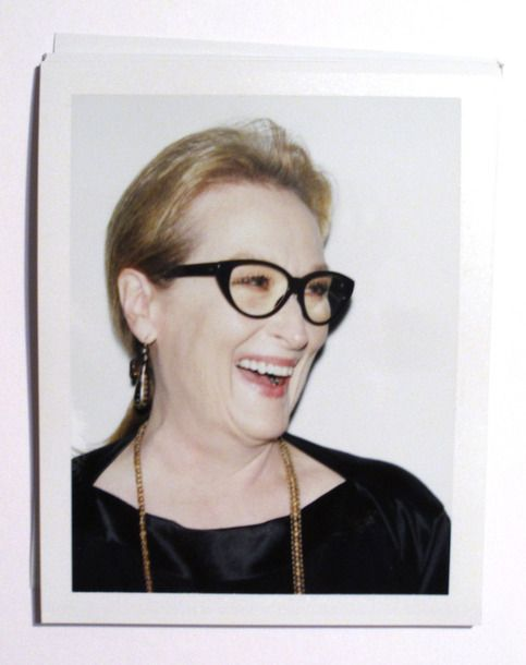Backstage Polaroids From the 2014 Golden Globes -- Vulture