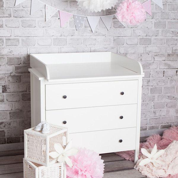 XS ExtraRund! Wickelaufsatz IKEA Koppang Kommode | Babies