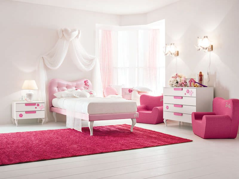 barbie room theme by Doimo Cityline Baby girls room Pinterest