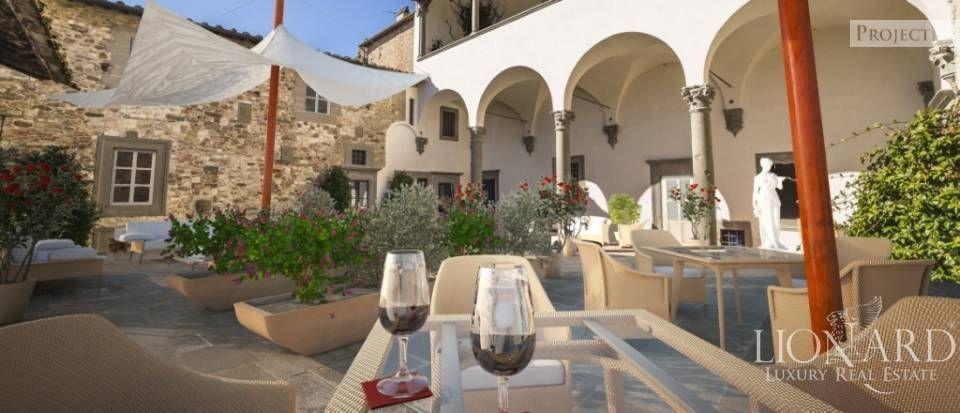 Myynnissä linna Toscanassa, Chiantissa Image 65