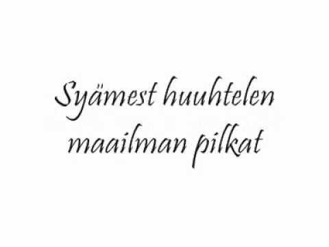 Vallinkorvan Laulu - Mauno Kuusisto
