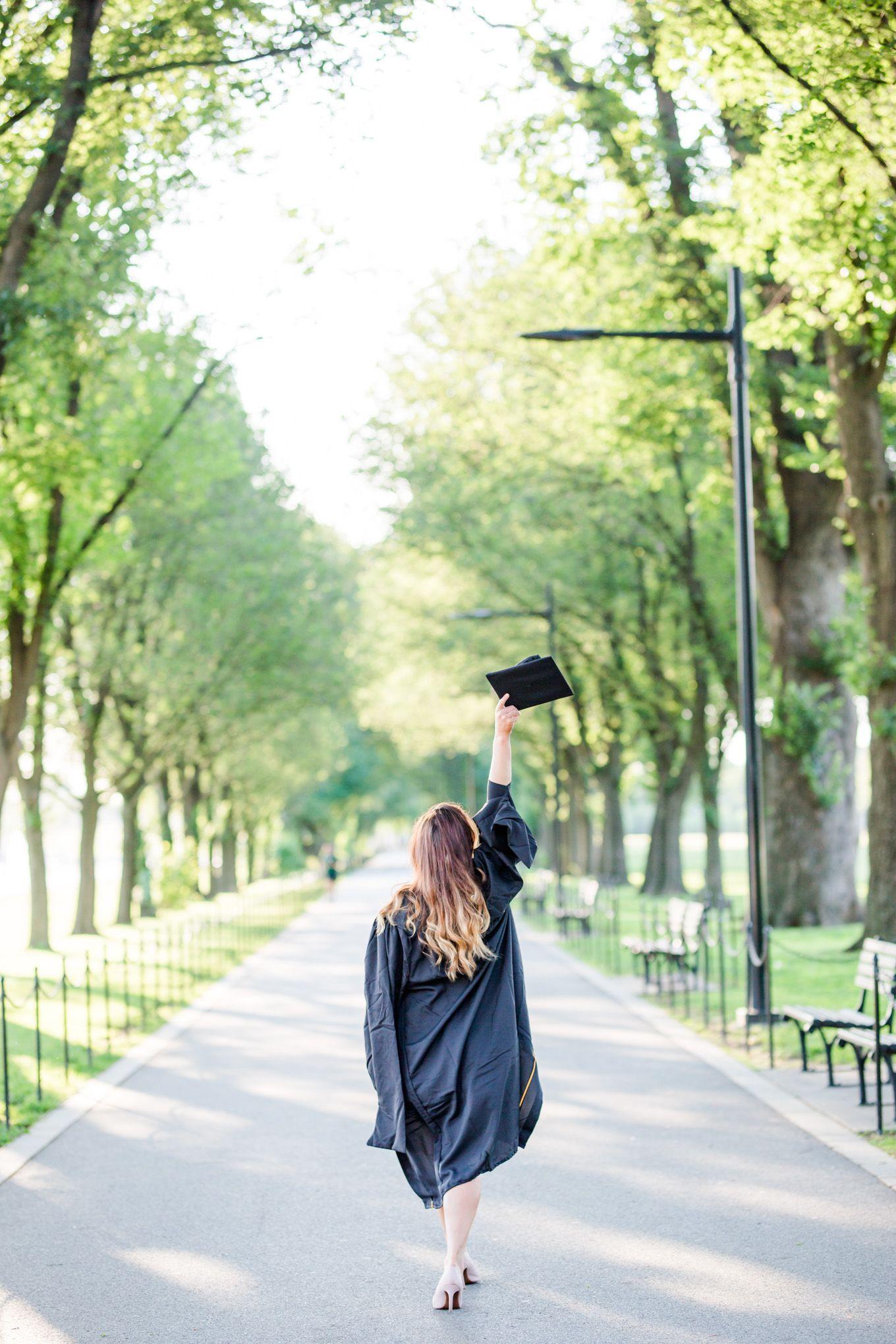 National Mall Graduation Portraits | Showit Blog