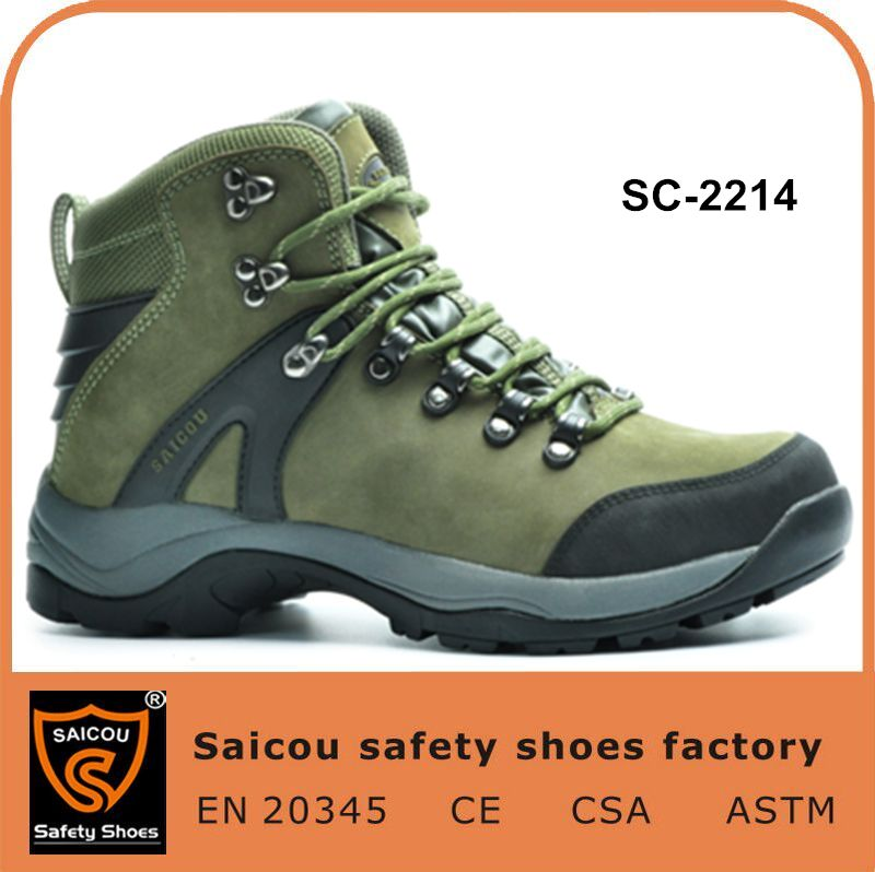 Guangzhou hiking safety boots and best