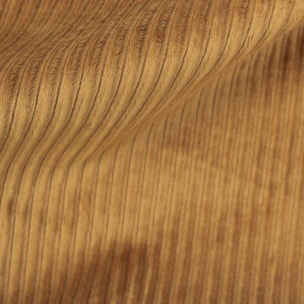 Beverly Polyester Corduroy Velvet Upholstery Fabric By The Yard