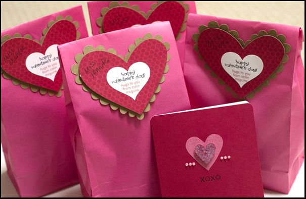 Happy Valentines Day Oh Goodie Bags Valentines Valentines Day