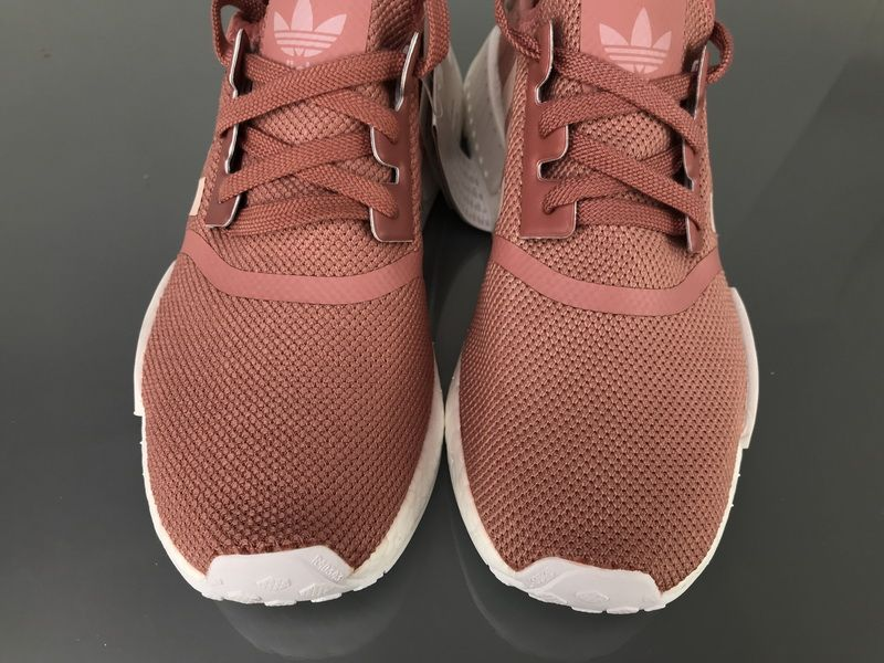 """55aa0243e Adidas NMD R1 Mesh """"Raw Pink"""" S76006 Women Ladies Girls Real Boost for Sale9"""