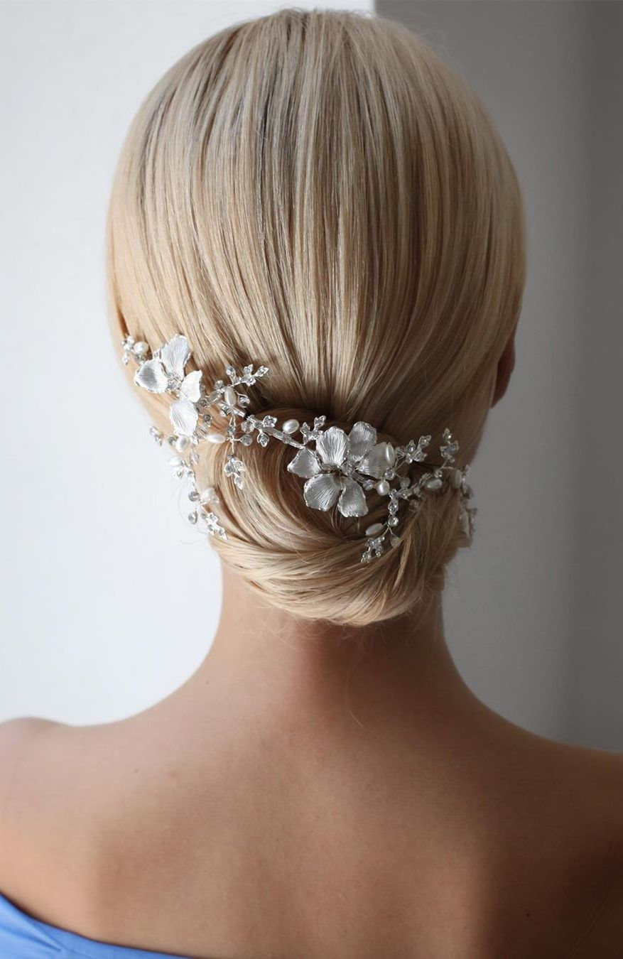 This Season Wedding Hair Guide: 50+ Styles Easy to Master 2020 - Page 19 of 54 - hotcrochet .com ...