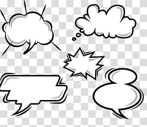 Dialog Box Illustrations Comics Speech Balloon Cartoon Cloud Comics Explosion Dialog Transparent Background Png Clipa Clip Art Speech Balloon Balloon Cartoon