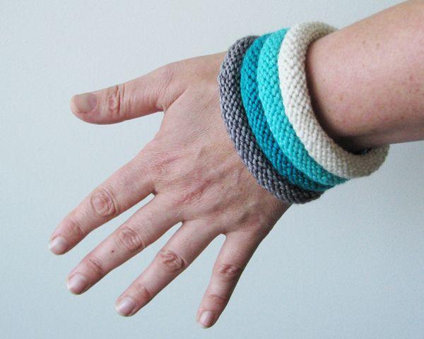 bangle 5 free knitting pattern