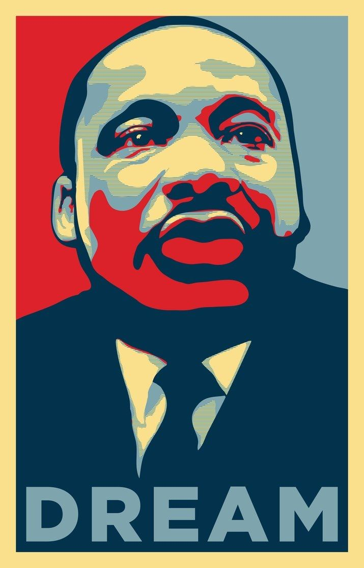 A Tribute to The Dreamer – Martin Luther King Jr. Art | Black lives matter  art, Jr art, Martin luther king jr