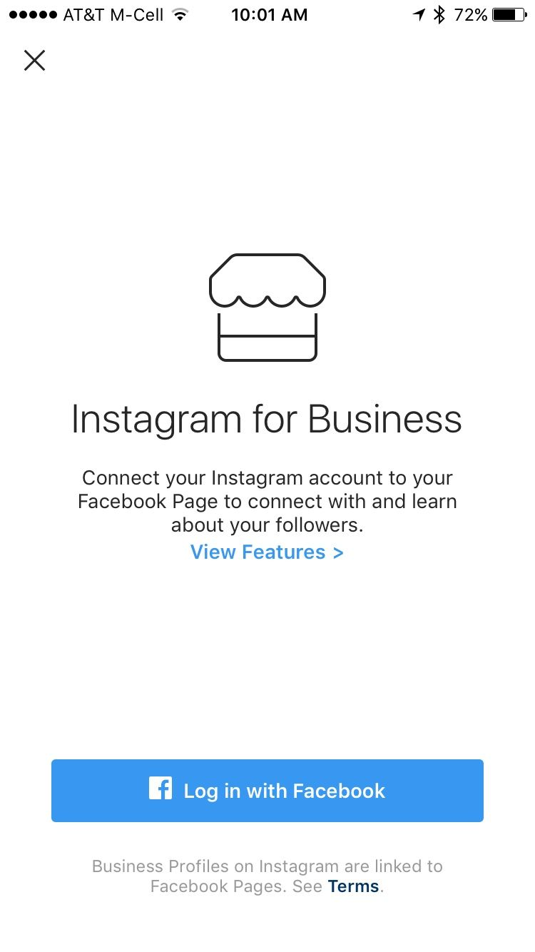 Instagram Business Accounts Now Available Business Accounting