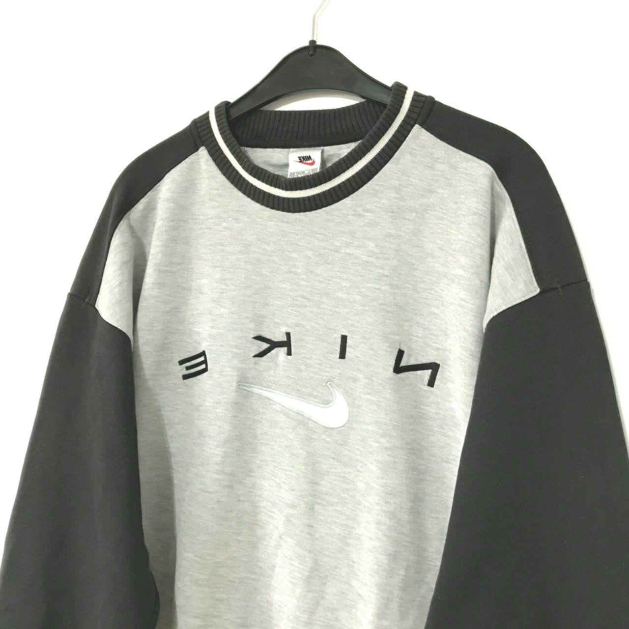 Predownload: Vintage Nike Sweatshirt Size L Gb 4244 Great Depop Vintage Nike Sweatshirt Trendy Hoodies Vintage Hoodies [ 1280 x 1280 Pixel ]