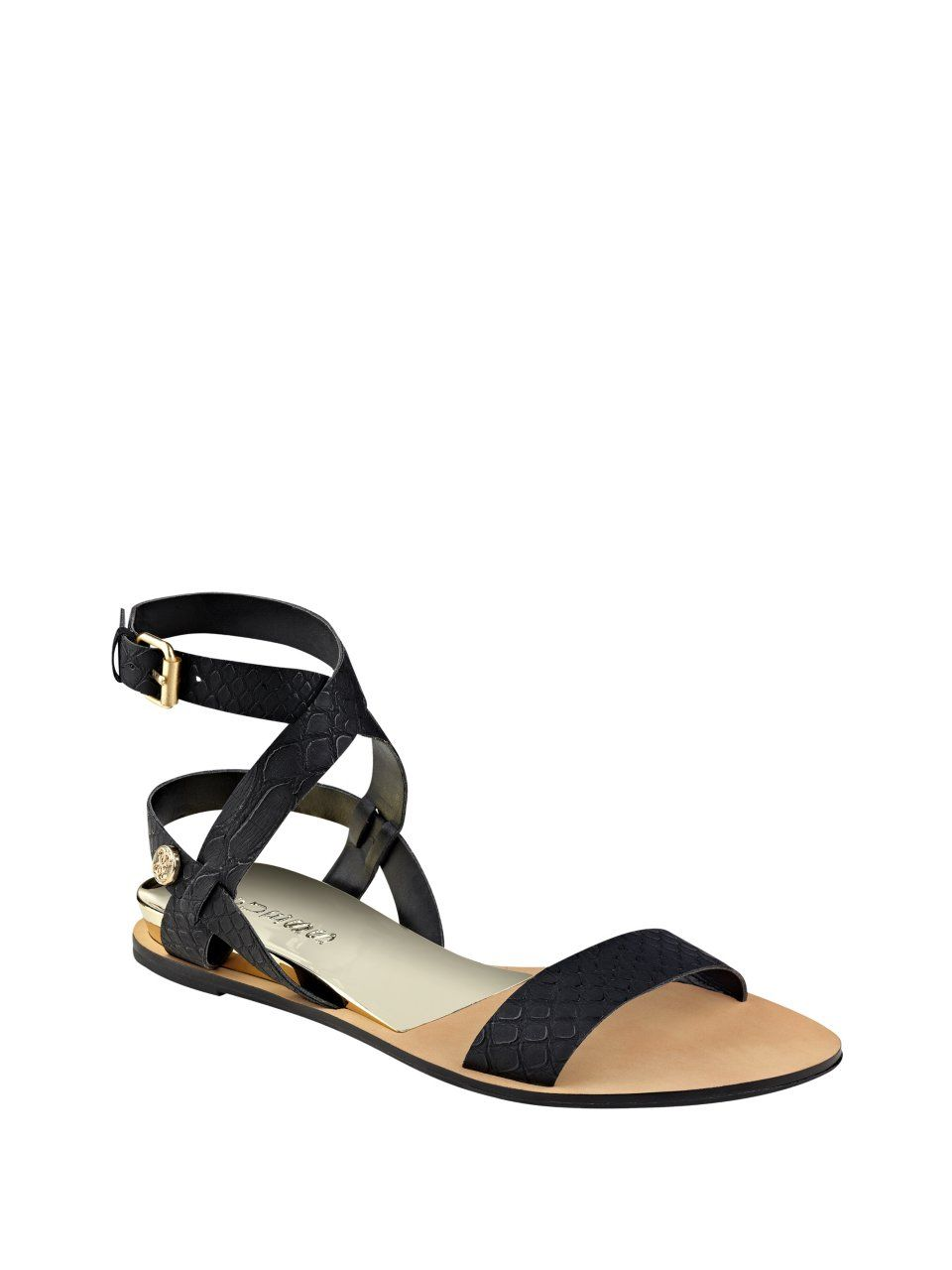 Guess Sandals Flats For Women | Dkny Sandals
