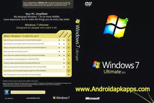 windows 7 ultimate sp1 2015 download