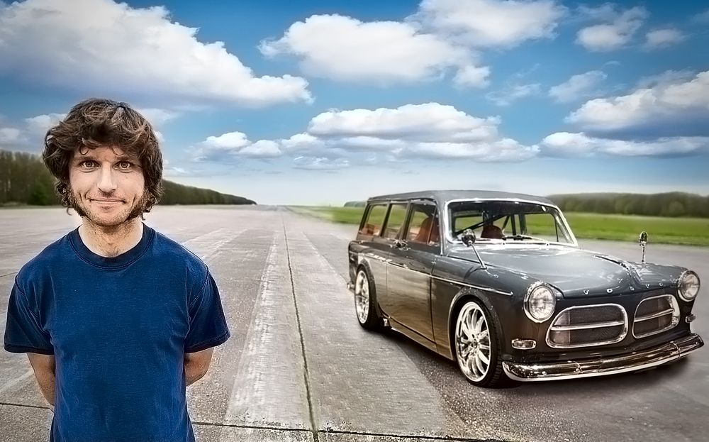 Guy Martin on his Volvo: the fastest car in Britain | Timbo\'s Faves ...