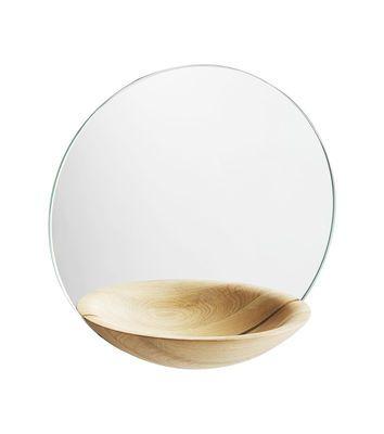 Miroir Mural Pocket Small Vide Poche Integre O 26 Cm Woud Murs De Miroirs Antiques Petits Miroirs Muraux Miroir Mural