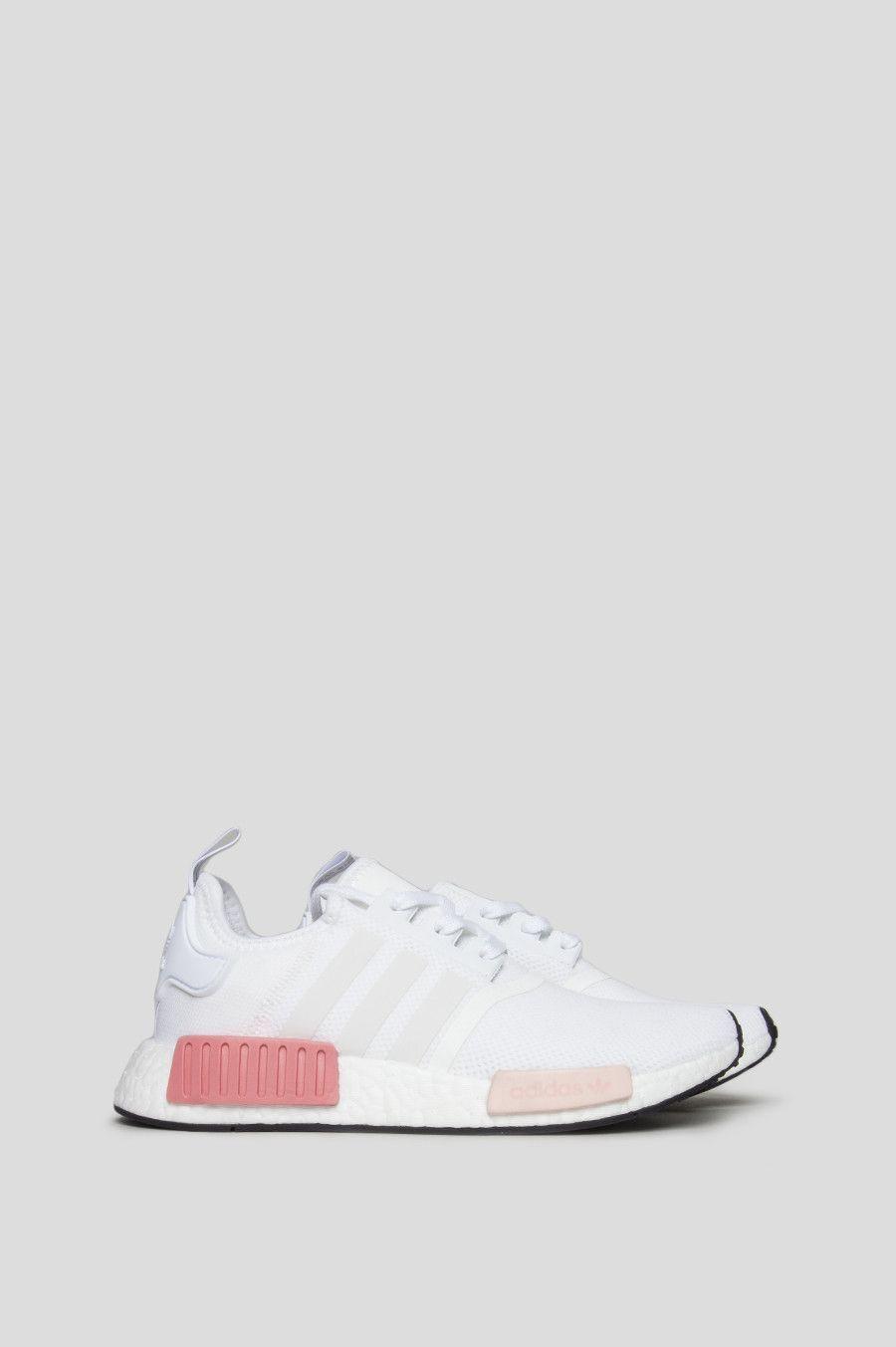 Adidas donne nmd r1 bianco rosa scarpe pinterest nmd r1, nmd