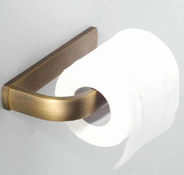 Find More Paper Holders Information about Solid Brass Toilet paper ...