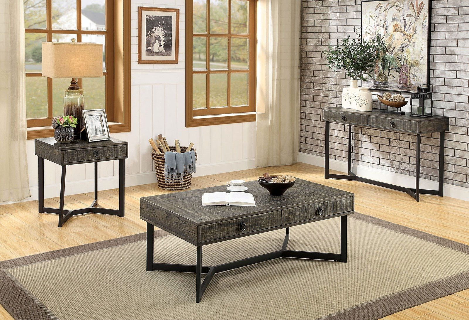 Veblen Coffee Table Cm4498c Furniture Of America Coffee Tables In 2021 Coffee Table 3 Piece Coffee Table Set Accent Table Sets [ 1090 x 1600 Pixel ]
