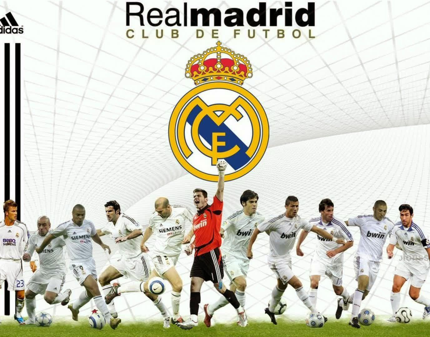 Daftar Nama Pemain Real Madrid Terbaru Musim 2014 2015