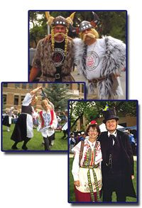 Ephraim Utah Scandinavian Festival Mormon Pioneers Utah