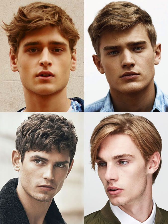 Hairstyles For Men According To Face Shape Magnificent Men's Hairstyleshaircuts For Diamond Face Shapes  Cosmo Stuff