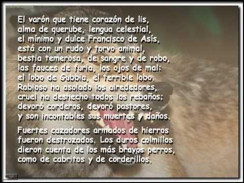 Los Motivos Del Lobo Ruben Dario Motivacion Poemas Versos