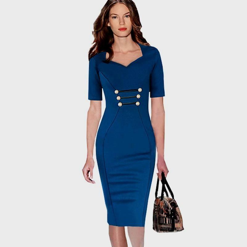 dbc0e7a95870 business professional dress for women Naf Dresses