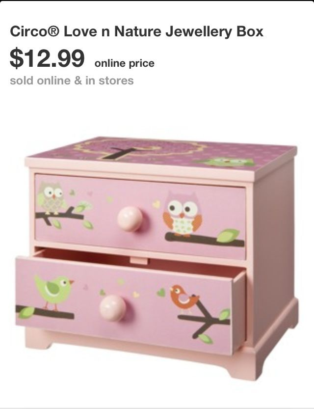 Target Jewelry Box Peyton Orla Pinterest