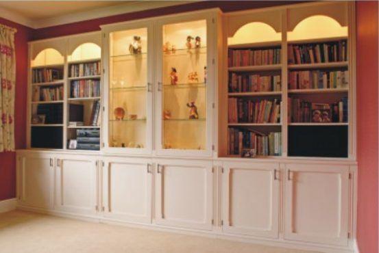 wall to wall cupboard | custom bookcase unit | jali ltd | interior