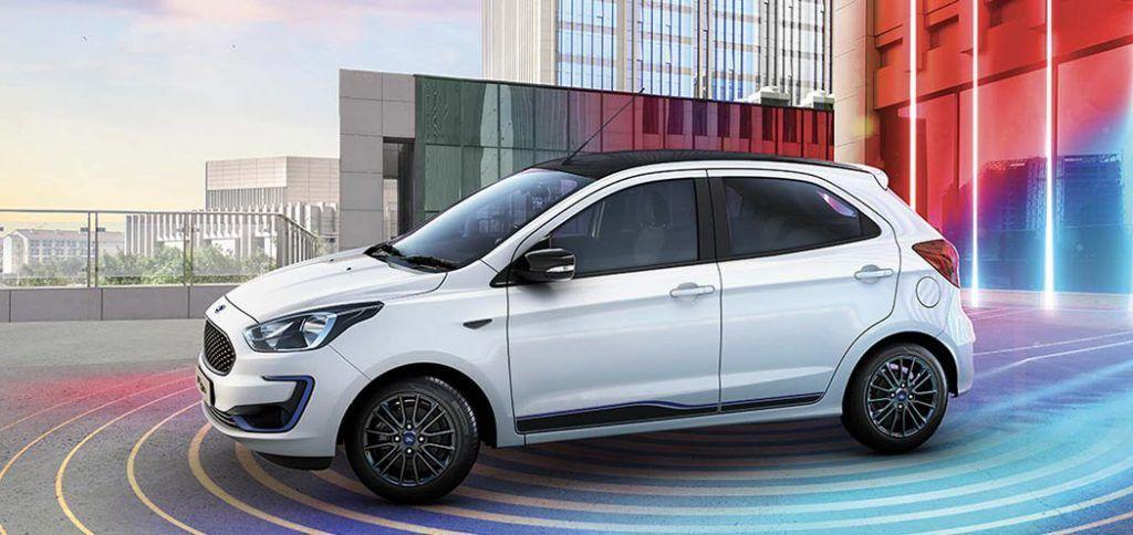 2019 Ford Figo Variants Ambiente Titanium Titanium Blu New