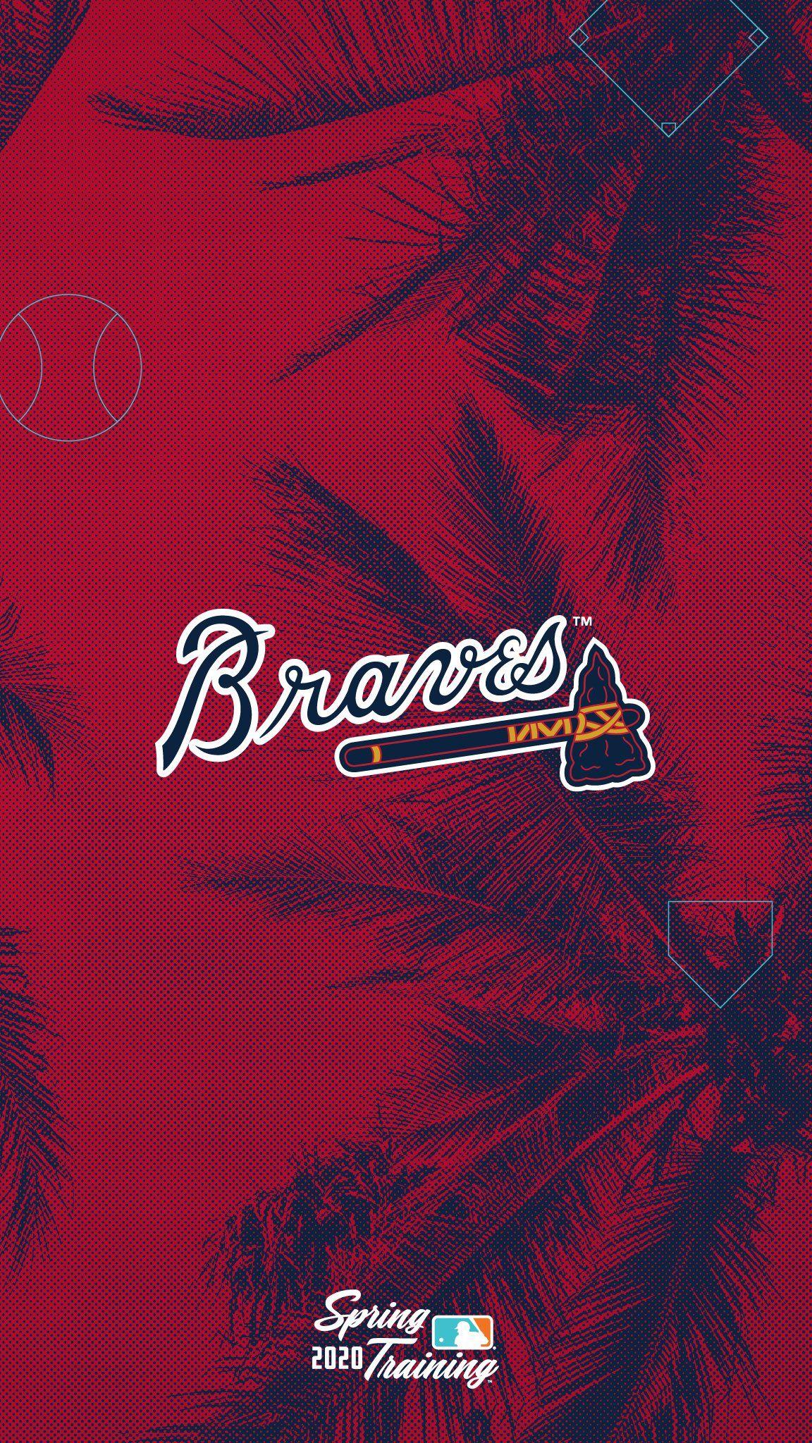 Pin By Nathaniel Guice On Sports City In 2020 Atlanta Braves Wallpaper Atlanta Braves Braves
