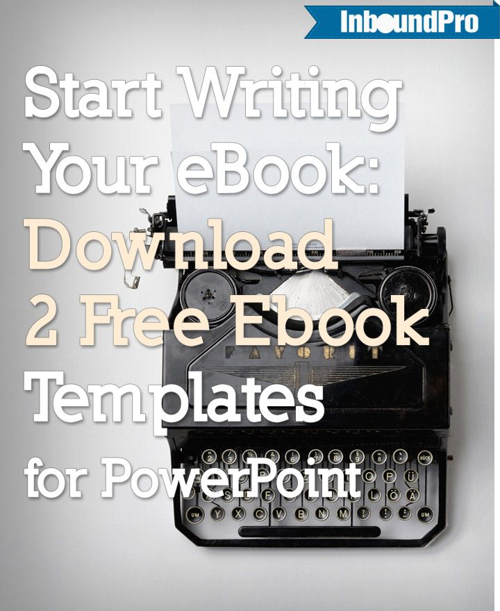2 Ebook Templates For Powerpoint Free Download Powerpoint