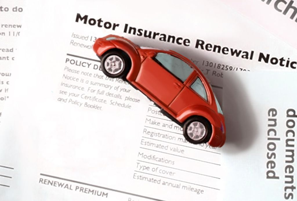 When You Renew Your Car Insurance Online You No Longer Have To