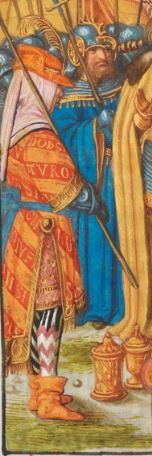 Quintus Curtius Rufus, Faits et gestes d'Alexandre Brügge · ca. 1475-1500 Ms. fr. 76  Folio 168r