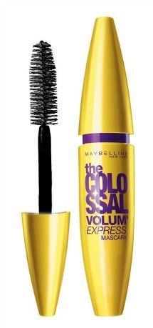 47d1d97045c Beauty lab: The best drugstore mascaras -- Maybelline VE Colossal Mascara  #DiySkinCream