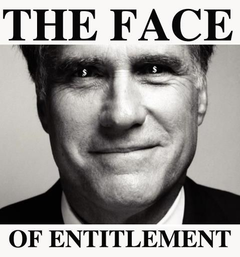 Romney Hood: doesn't know what it is to suffer, what it is to want for anything,  understand money as an impedment, nor know what it is to work for his money. Just plain doesn't know the people, nor does he want to get to know or help them. He's a slimy, sick bastard that contributed to our economic downfall by stripping US companies bare & sending jobs away. He only wants to further line his pockets as president. If you aren't the 1%, Romney will crush your livelihood. previous pinner
