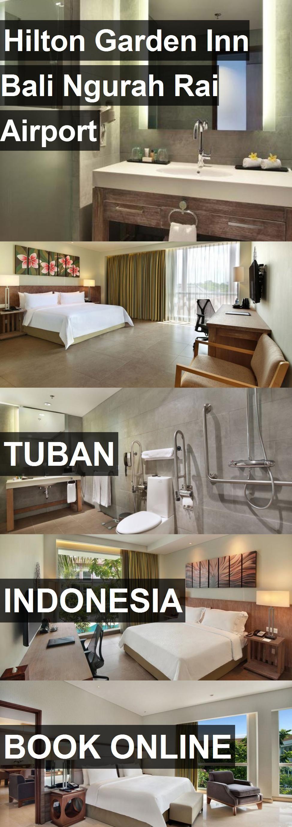 Hotel Hilton Garden Inn Bali Ngurah Rai Airport in Tuban